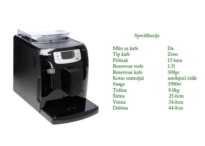 Saeco-Philips-espresso-aparat