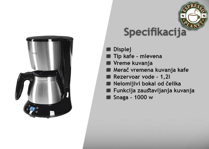 Philips-HD8751-19 - prodaja Beograd - Espresso Planet
