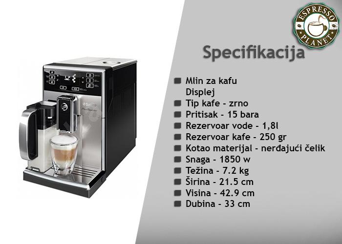 Saeco-pico-baristo-HD8927-09 - prodaja Beograd - Espresso Planet
