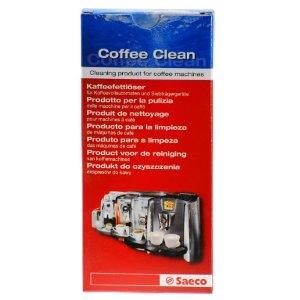 Tablete za ciscenje espresso apara Saeco tablete za čišćenje vašeg espresso aparata od bakterija i razne prljavštine. Vašem aparatu je preporučljivočišćenje sa orginalnim tabletama visokog kvaliteta da nebi došlo do problema sa vašim zdravljem zbog nečistoće u vašem espresso aparatu i samim tim kada je aparat čist ukus kafe je dosta bolji. Jedno pakovanje može da traje i do godinu dana, pakovanje sadrzi 10 tableta.