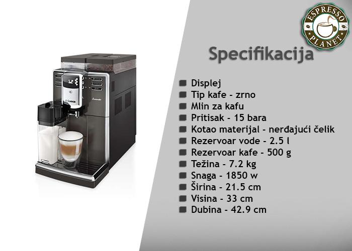 saeco-hd8919-59 - Espresso Planet Beograd