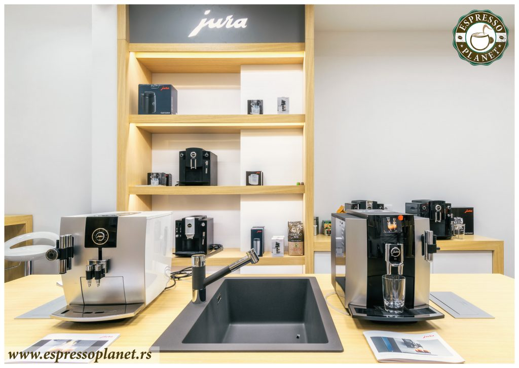 Ovlašćeni servisJuraespresso kafe aparata - Espresso Planet