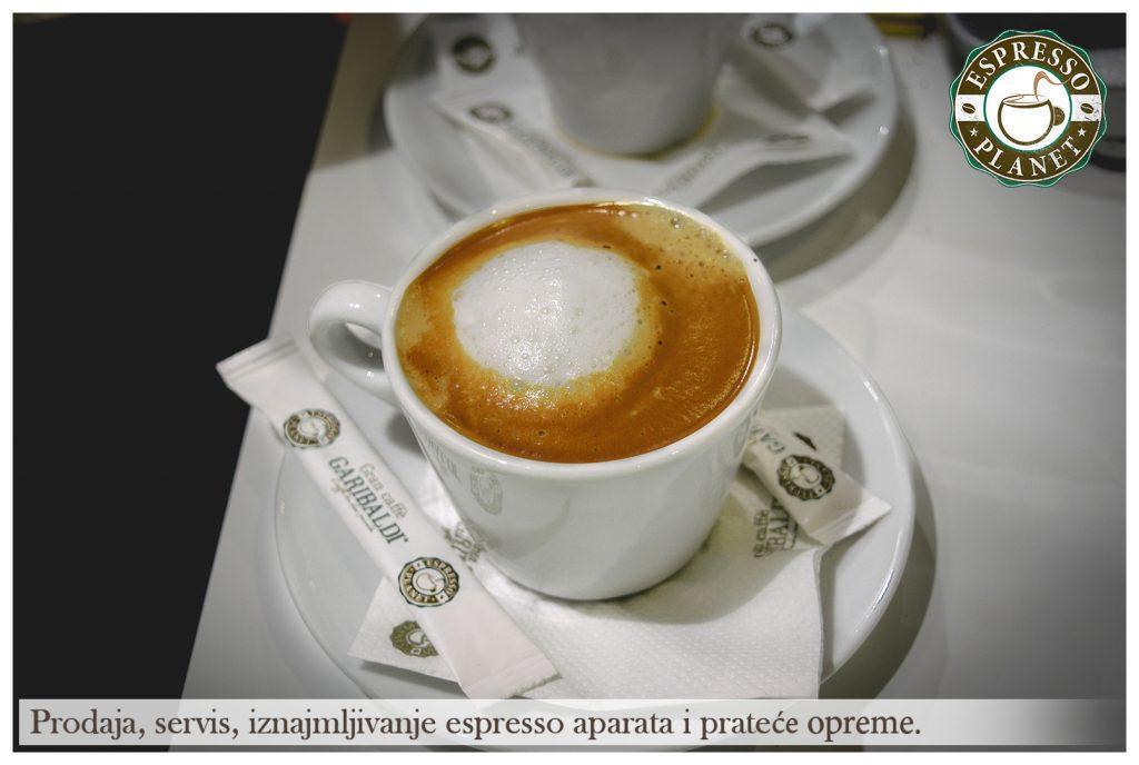 Espresso Planet nakongresu katarakte.