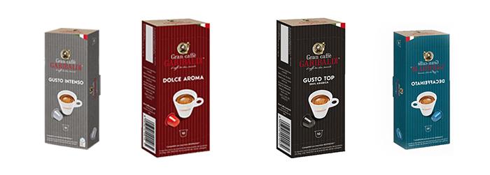 Prodaja espresso kafe u patronama